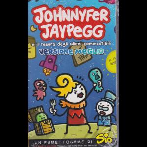 Special Events - Jonnyfer Jaypegg  E il tesoro degli alieni commestibili versione meglio - bimestrale - n. 96 - 5 aprile 2019 -
