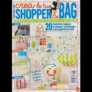 I Love Cucito Speciale - Crea le tue shopper & bag - n. 5 - bimestrale - luglio- agosto 2020 -