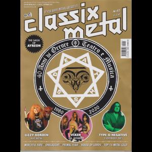 Classix! Metal - -n. 42 - luglio- settembre 2020 - bimestrale