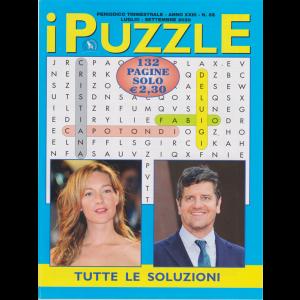 I Puzzle - n. 55 - trimestrale - luglio - settembre 2020 - 132 pagine