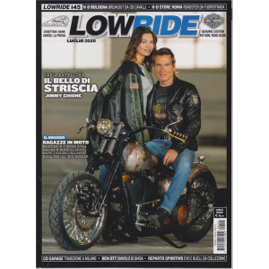 Low Ride - n. 145 - luglio 2020 - mensile