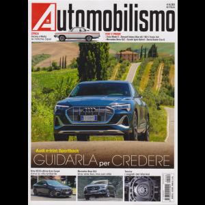 Automobilismo - n. 6 - mensile - giugno 2020 -