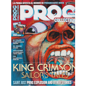 Prog Anthology - n. 7 - bimestrale - luglio - agosto 2020