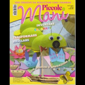 Piccole Mani - n. 61 - luglio 2020 - bimestrale