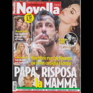 Novella 2000 - n. 28 - settimanale - 1 luglio 2020