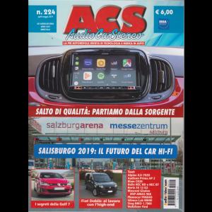 Acs Audio Car Stereo - n. 224 - aprile - maggio 2019 - bimestrale -