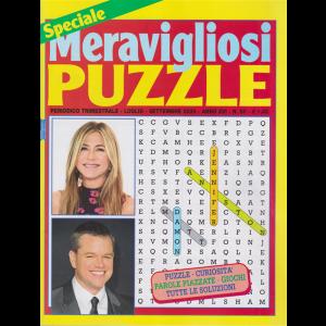 Speciale Meravigliosi Puzzle - n. 50 - trimestrale - luglio - settembre 2020 -