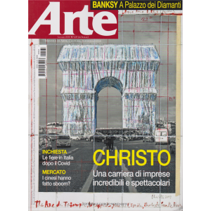 Arte - n. 563 - mensile - luglio 2020