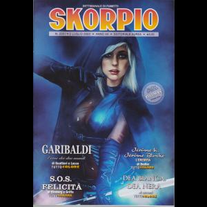 Skorpio - n. 2261 - 2 luglio 2020 - settimanale di fumetti