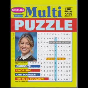 Speciale Multi puzzle - n. 435 - luglio - settembre 2020 - 196 pagine