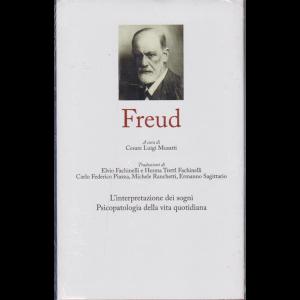 Grandi Pensatori - Freud - n. 5 - settimanale - 3/7/2020 - copertina rigida