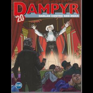 Dampyr - Harlan Contro Sho-Huan - n. 244 - mensile - luglio 2020