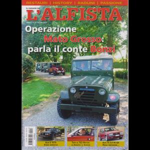Il garage de L'alfista - n. 13 - luglio - agosto 2020 - bimetrale