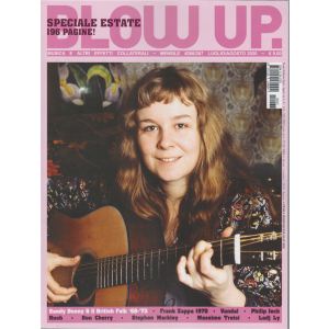 Blow Up Rock - n. 267 - mensile - luglio - agosto 2020 - speciale estate - 196 pagine!