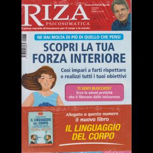 Riza Psicosomatica + Il linguaggio del corpo - n. 473 - luglio 2020 - mensile - 2 riviste