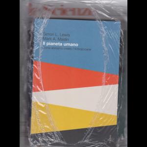 Le Scienze + Libro - Il Pianeta Umano - n. 623 - 3 luglio 2020 - mensile - rivista + libro