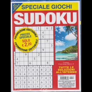 Speciale giochi sudoku - n. 13 - luglio 2020 -
