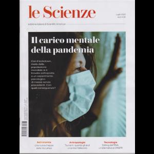 Le Scienze - n. 623 - 3 luglio 2020 - mensile