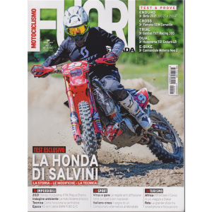 Motociclismo Fuoristrada - n. 7 - giugno - luglio 2020 -