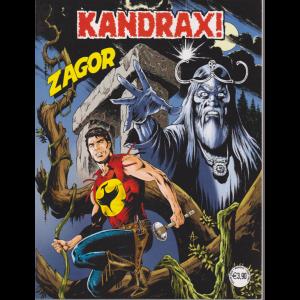 Zagor - Kandrax! - n. 711 - mensile - luglio 2020