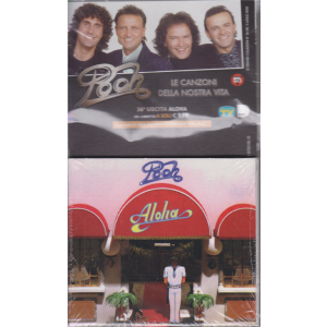 Pooh - n. 26 - Aloha - cd + libretto - 3 luglio 2020 - settimanale
