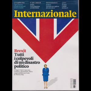 Internazionale - n. 1301 - 5/11 aprile 2019 - settimanale