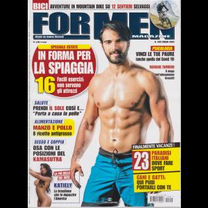For Men Magazine - n. 209 - luglio 2020 - mensile