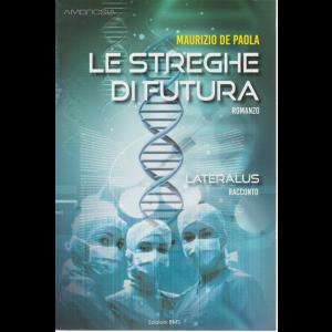 Ambrosia - Le streghe di Futura - di Maurizio De Paola - semestrale - luglio 2020 - n. 17 -