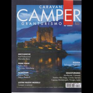 Caravan e Camper - Granturismo - n. 522 - luglio - agosto 2020 - mensile -