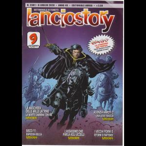 Lanciostory - n. 2361 - 6 luglio 2020 - settimanale di fumetti