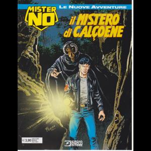 Mister No - Il mistero di Calcoene - n. 13 - luglio 2020 - mensile