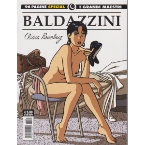 Cosmo Serie Gialla -I grandi maestri -  Baldazzini - Chiara Rosenberg -  n. 94 - mensile - 8/7/2020 - 96 pagine