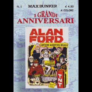 I grandi anniversari - n. 1 - Alan Ford - a colori