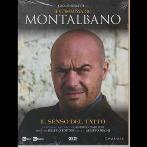 Luca Zingaretti in Il commissario Montalbano - Il senso del tatto - n. 13 - 7/7/2020 - settimanale -
