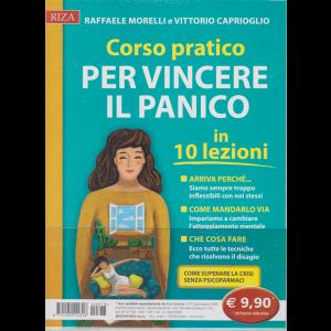 Riza Scienze - Corso pratico per vincere il panico in 10 lezioni - n. 373 - luglio - agosto 2020 -