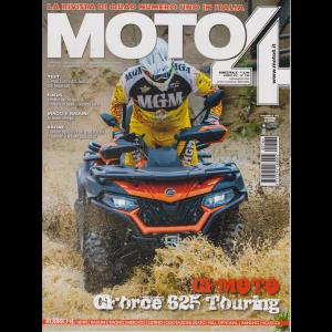 Moto 4 - n. 164 - luglio - agosto 2020 - bimestrale -