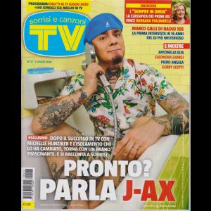 Sorrisi e  Canzoni Tv - n. 27 - 7 luglio 2020 - settimanale