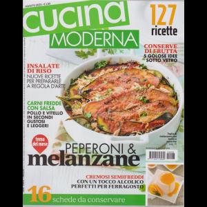 Cucina Moderna - n. 8 - mensile - agosto 2020 - 127 ricette