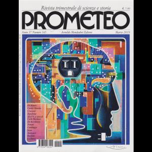 Prometeo - n. 145 - marzo 2019 - trimestrale