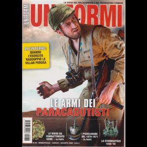 Uniformi - n. 38 - bimestrale - luglio -agosto 2020