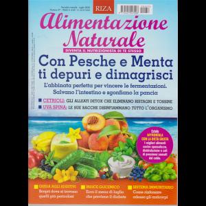 Alimentazione naturale - n. 57 - mensile - luglio 2020