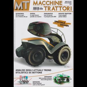 Macchine Trattori - n. 207 - luglio - agosto 2020 - mensile
