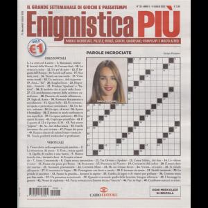 Enigmistica Piu' - n. 28 - 14 luglio 2020 - settimanale