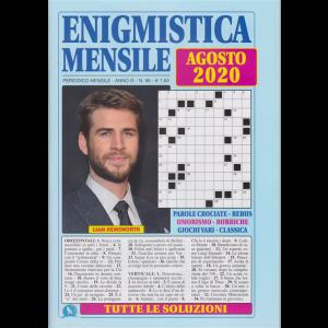 Enigmistica  Mensile - n. 96 - mensile - agosto 2020