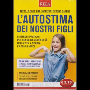 Riza Scienze - L'autostima dei nostri figli - n. 373 - luglio - agosto 2020 -