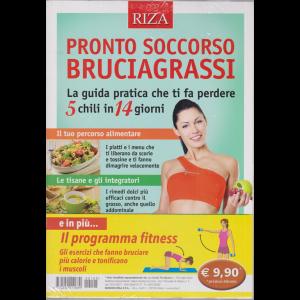 Le ricette Perdipeso - Pronto soccorso bruciagrassi - n. 105 - luglio 2020 -