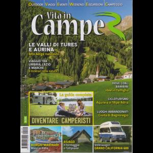 Vita In Camper - n. 129 - luglio - agosto 2020 - bimestrale -