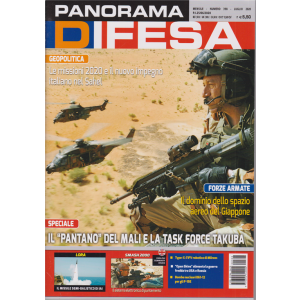 Panorama Difesa - n. 398 - mensile - luglio 2020