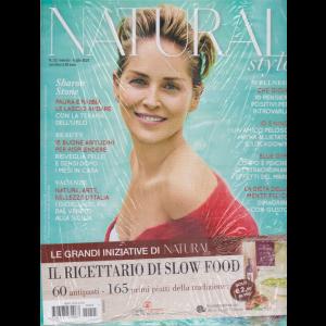 Natural Style + il libro di cucina Antipasti e primi - n. 205 - mensile - luglio 2020 - rivista + libro