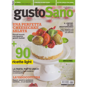 Gustosano - n. 51 - mensile - marzo - aprile 2019 -